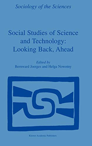 9781402014819: Social Studies of Science and Technology: Looking Back, Ahead (Sociology of the Sciences Yearbook)