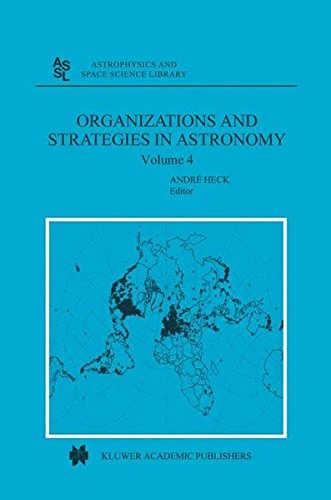 9781402015267: Organizations and Strategies in Astronomy