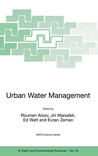 Urban Water Management Science Technology and Service Delivery Nato Science Series IV