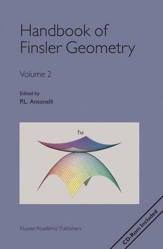 9781402015564: ›2›: Handbook of Finsler Geometry