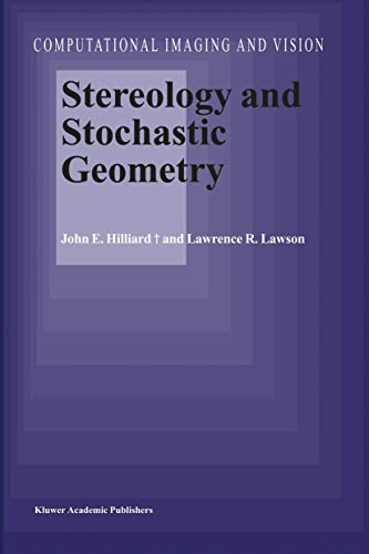9781402016875: Stereology and Stochastic Geometry (Computational Imaging and Vision)