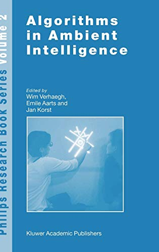 9781402017575: Algorithms in Ambient Intelligence (Philips Research Book Series)