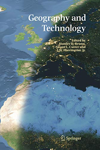 9781402018572: Geography and Technology