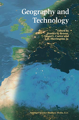 9781402018718: Geography and Technology