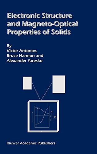 Electronic Structure and Magneto-Optical Properties of Solids: Victor Antonov