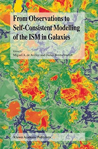 From Observations to Self-Consistent Modelling of the: Miguel A. de