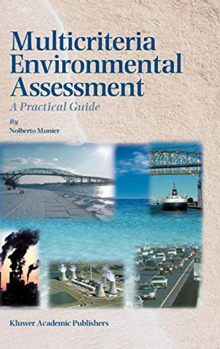 9781402020889: Multicriteria Environmental Assessment: A Practical Guide (Power Electronics & Power Systems)