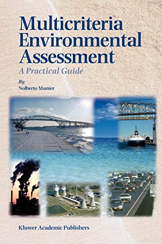 9781402020896: Multicriteria Environmental Assessment: A Practical Guide (Power Electronics and Power Systems)