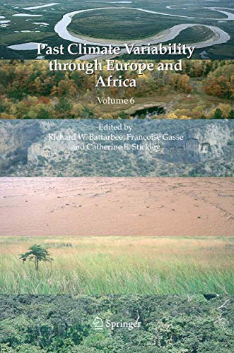9781402021206: Past Climate Variability through Europe and Africa (Developments in Paleoenvironmental Research)