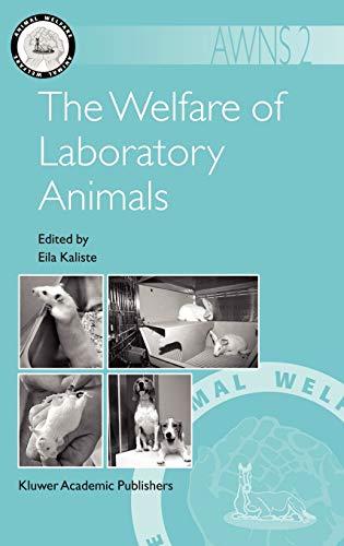 9781402022708: The Welfare of Laboratory Animals (Animal Welfare)