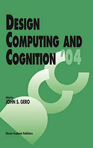 9781402023927: Design Computing and Cognition 04