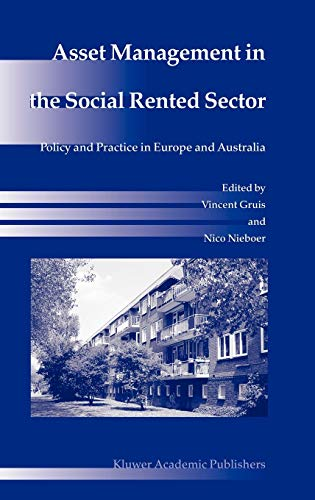 Asset Management in the Social Rented Sector: Policy and Practice in Europe and Australia