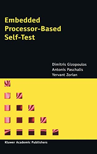 9781402027857: Embedded Processor-Based Self-Test (Frontiers in Electronic Testing)