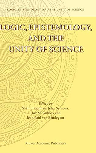 9781402028076: Logic, Epistemology, and the Unity of Science