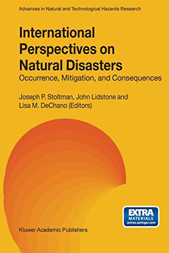 International Perspectives on Natural Disasters: Joseph P. Stoltman