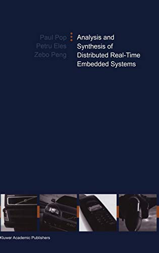 9781402028724: Analysis and Synthesis of Distributed Real-Time Embedded Systems