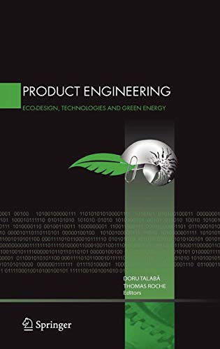 9781402029325: Product Engineering: Eco-Design, Technologies and Green Energy