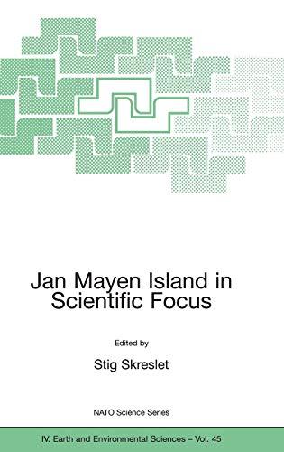 Jan Mayen Island in Scientific Focus (Hardback)