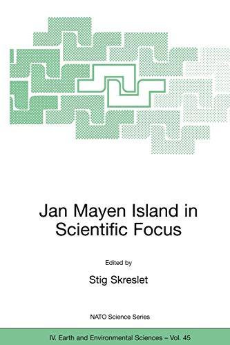 9781402029561: Jan Mayen Island in Scientific Focus (Nato Science Series: IV:)