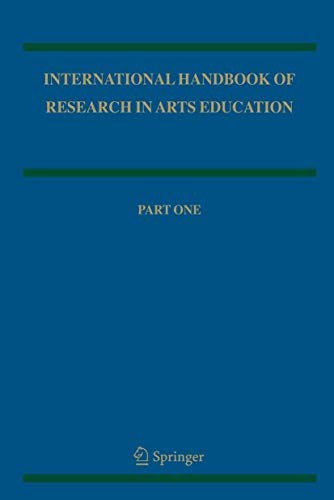 International Handbook of Research in Arts Education (Hardcover)
