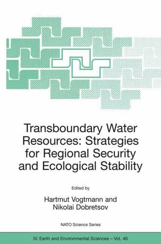 9781402030819: Transboundary Water Resources: Strategies for Regional Security and Ecological Stability (Nato Science Series: IV:)