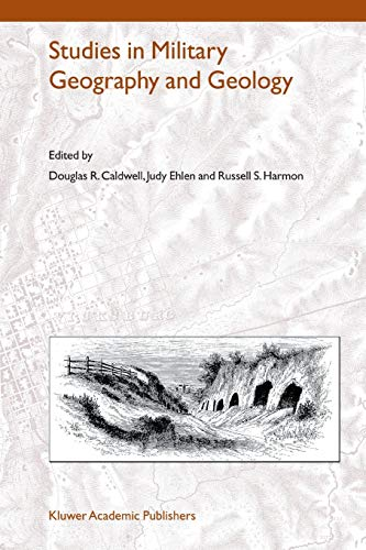 9781402031045: Studies in Military Geography and Geology