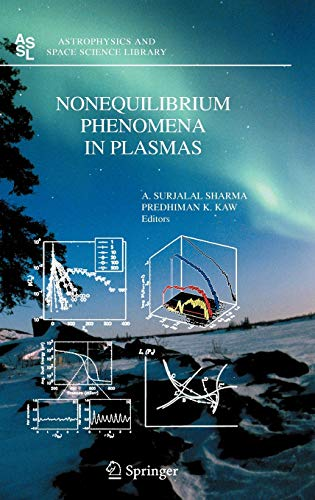 9781402031083: Nonequilibrium Phenomena in Plasmas (Astrophysics and Space Science Library)