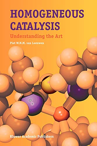 9781402031762: Homogeneous Catalysis: Understanding the Art