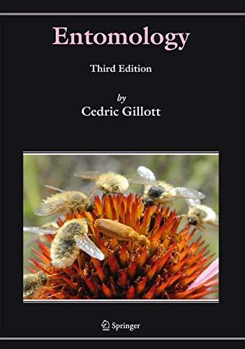 9781402031823: Entomology