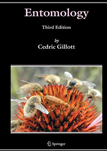 9781402031847: Entomology