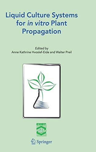 9781402031991: Liquid Culture Systems for in vitro Plant Propagation