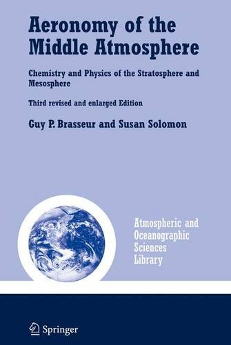 9781402032851: Aeronomy of the Middle Atmosphere (Atmospheric and Oceanographic Sciences Library)