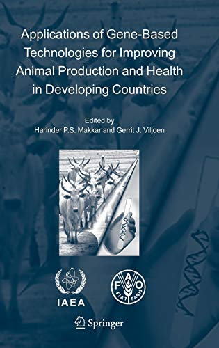 Applications of Gene-Based Technologies for Improving Animal Production and Health in Developing ...