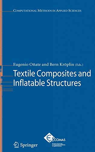 9781402033162: Textile Composites and Inflatable Structures (Computational Methods in Applied Sciences)