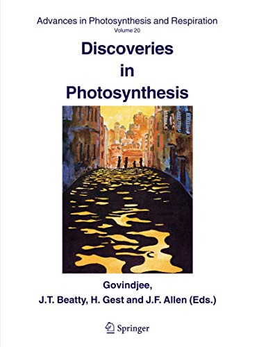 Discoveries in Photosynthesis (Hardcover)