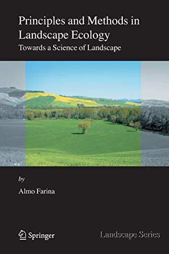 9781402033285: Principles and Methods in Landscape Ecology: Towards a Science of the Landscape (Landscape Series)