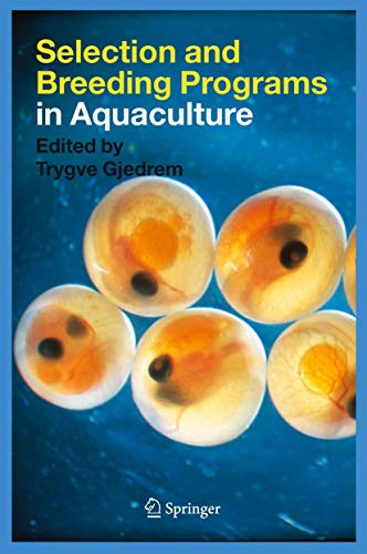 Selection and Breeding Programs in Aquaculture (Hardback)
