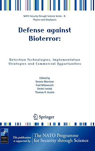 Defense against Bioterror Detection Technologies, Implementation Strategies and Commercial ...