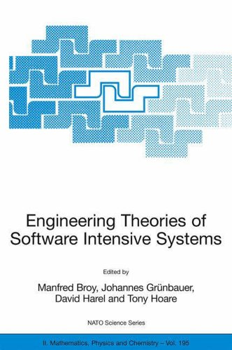 Engineering Theories of Software Intensive Systems: Manfred Broy