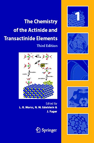 9781402035555: The Chemistry of the Actinide and Transactinide Elements (5 Volume Set) (v. 1-5)