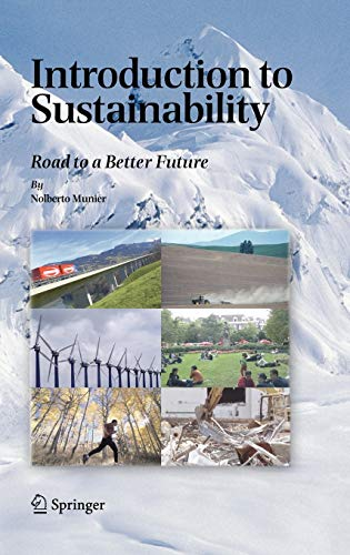 9781402035562: Introduction to Sustainability: Road to a Better Future