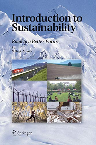 9781402035579: Introduction to Sustainability: Road to a Better Future