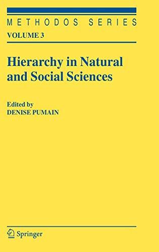 9781402041266: Hierarchy in Natural and Social Sciences (Methodos Series)