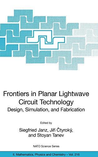 Frontiers in Planar Lightwave Circuit Technology: Siegfried Janz