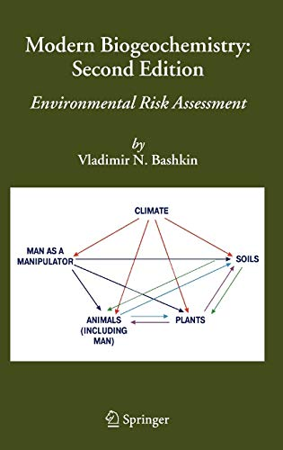 9781402041822: Modern Biogeochemistry: Environmental Risk Assessment