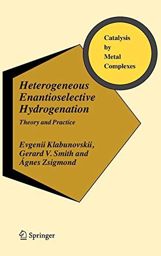 Heterogeneous Enantioselective Hydrogenation: Evgenii Klabunovskii