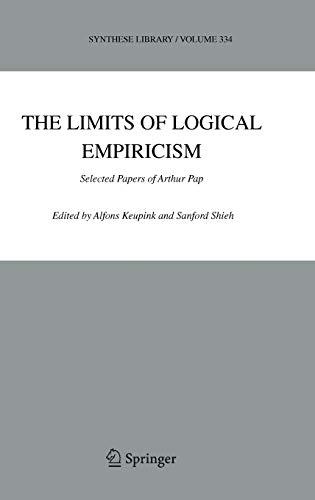 The Limits of Logical Empiricism: Alfons Keupink