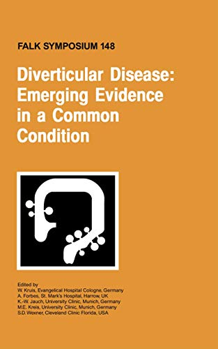Diverticular Disease: Alastair Forbes