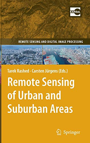 9781402043710: Remote Sensing of Urban and Suburban Areas (Remote Sensing and Digital Image Processing)