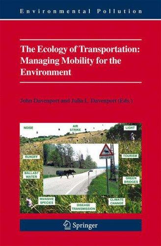 The Ecology of Transportation: John Davenport